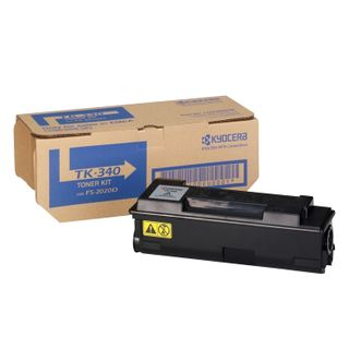 KYOCERA Toner Cartridge (TK-340) FS2020D, Original, Yield 12,000 pages