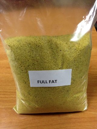DRY-EXTRUDED FULL FAT SOYBEAN MEAL
