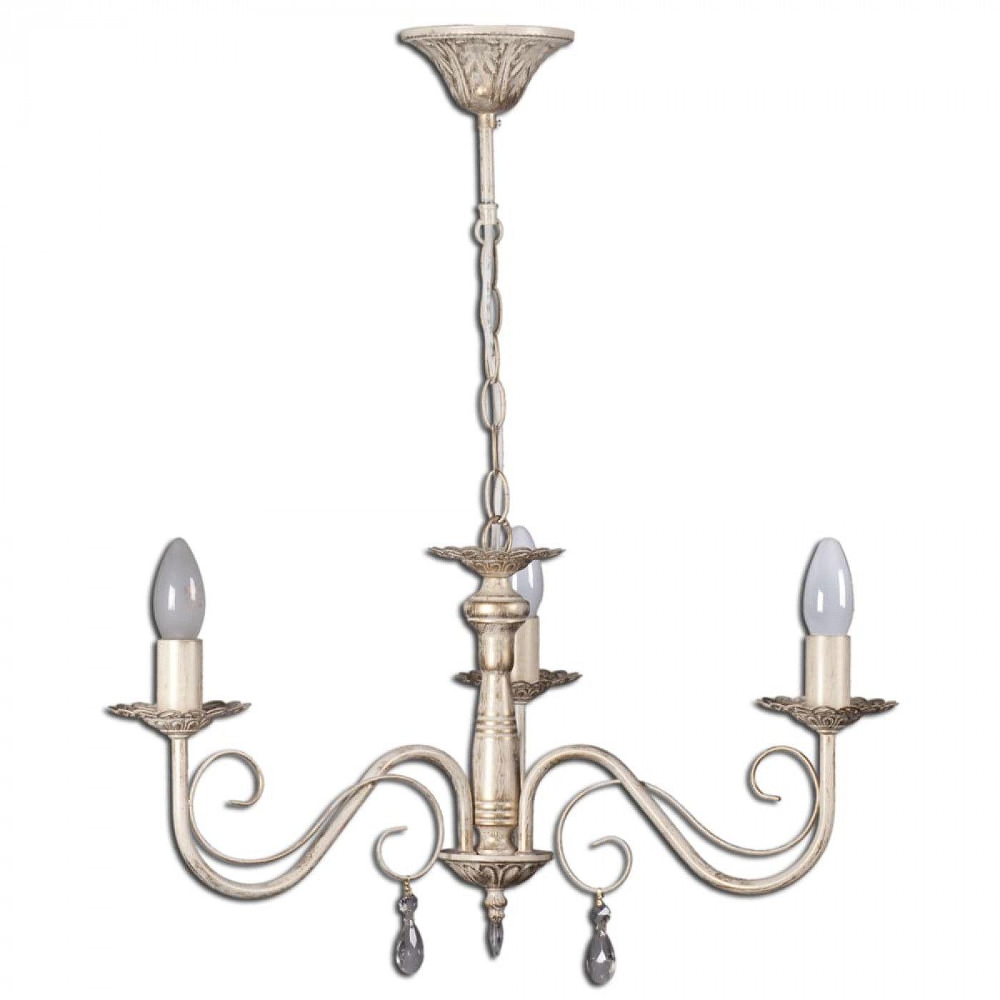 PETRASVET / Pendant chandelier S1019-3, 3xE14 max. 60W