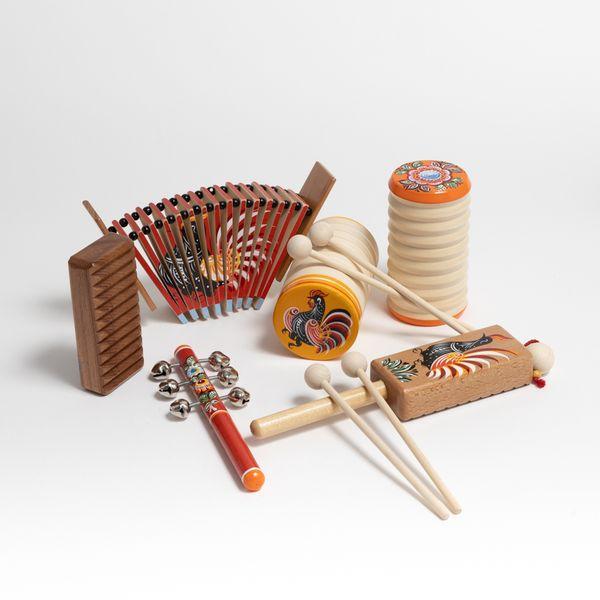 "Workshop Serebrov / Set ""Musical souvenir"""