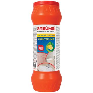 "Cleaner LIMA PROFESSIONAL Sanitary ""Lemon"" powder 400 g"