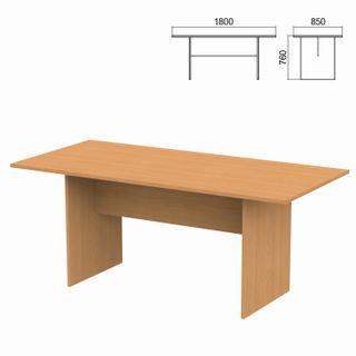 Argo negotiating table, 1800 x850 x760 mm, aroso pear