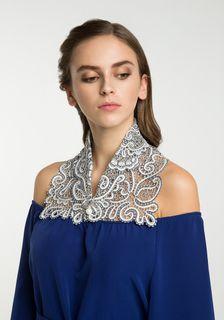 Lace collar-Snood No. 3, Madame Cruje