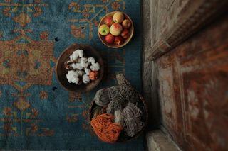 """LA`AL Textiles / Carpet """"Khal Muhammadi"""", 160 x 240 cm"""