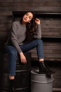 Sweater women's Merino No. 6979, TRICARDO, one-size, 164