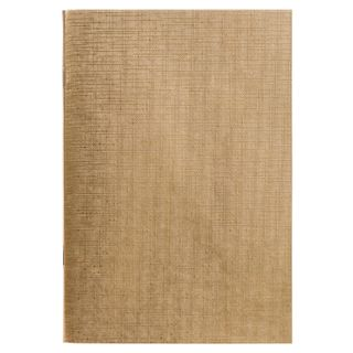Notebook boomvinil A4, 48 sheets, staple, offset, cage, GOLD,