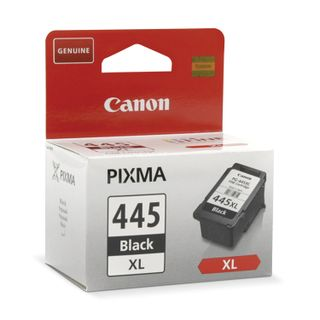 Inkjet cartridge CANON (PG-445XL) PIXMA MG2440 / PIXMA MG2540, black, original, yield 400 pages, high yield
