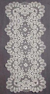 Carpet lace rectangular