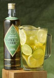 Premium cacha in bottles, aged