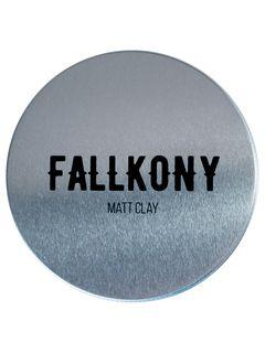 Matt Clay Hair Fallkony