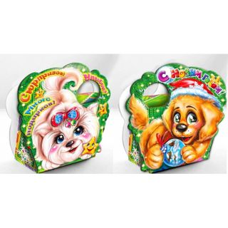 Fluffy Friends packaging has a capacity of 500g.