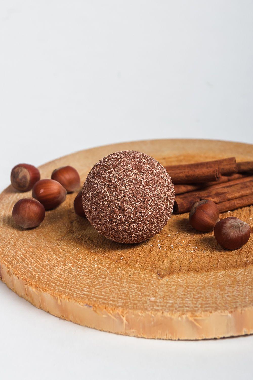 Bomb bath Chocolate SIBERINA
