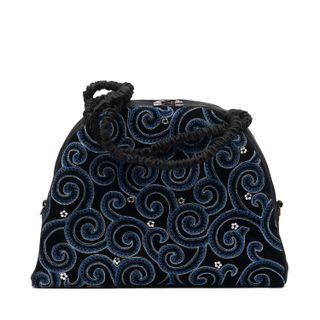 Velvet Pattern Bag