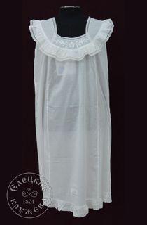Chemise nightwear womens linen С841