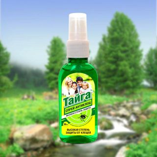 Taiga Antiklesch spray from ticks 50 ml.