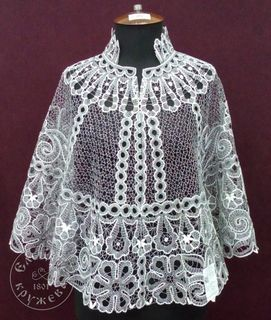 Pelerine women's lace С403