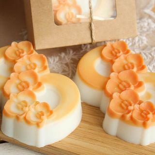 Olive Gift Soap March 8 Orchids 003