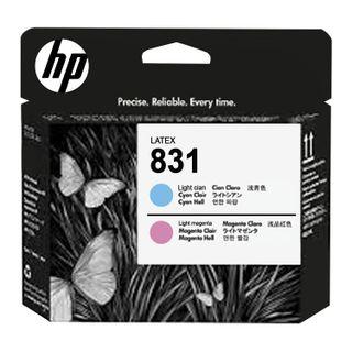 HP / Printhead for plotter (CZ679A) Latex 310/330/360/370 # 831, light magenta / light cyan, original