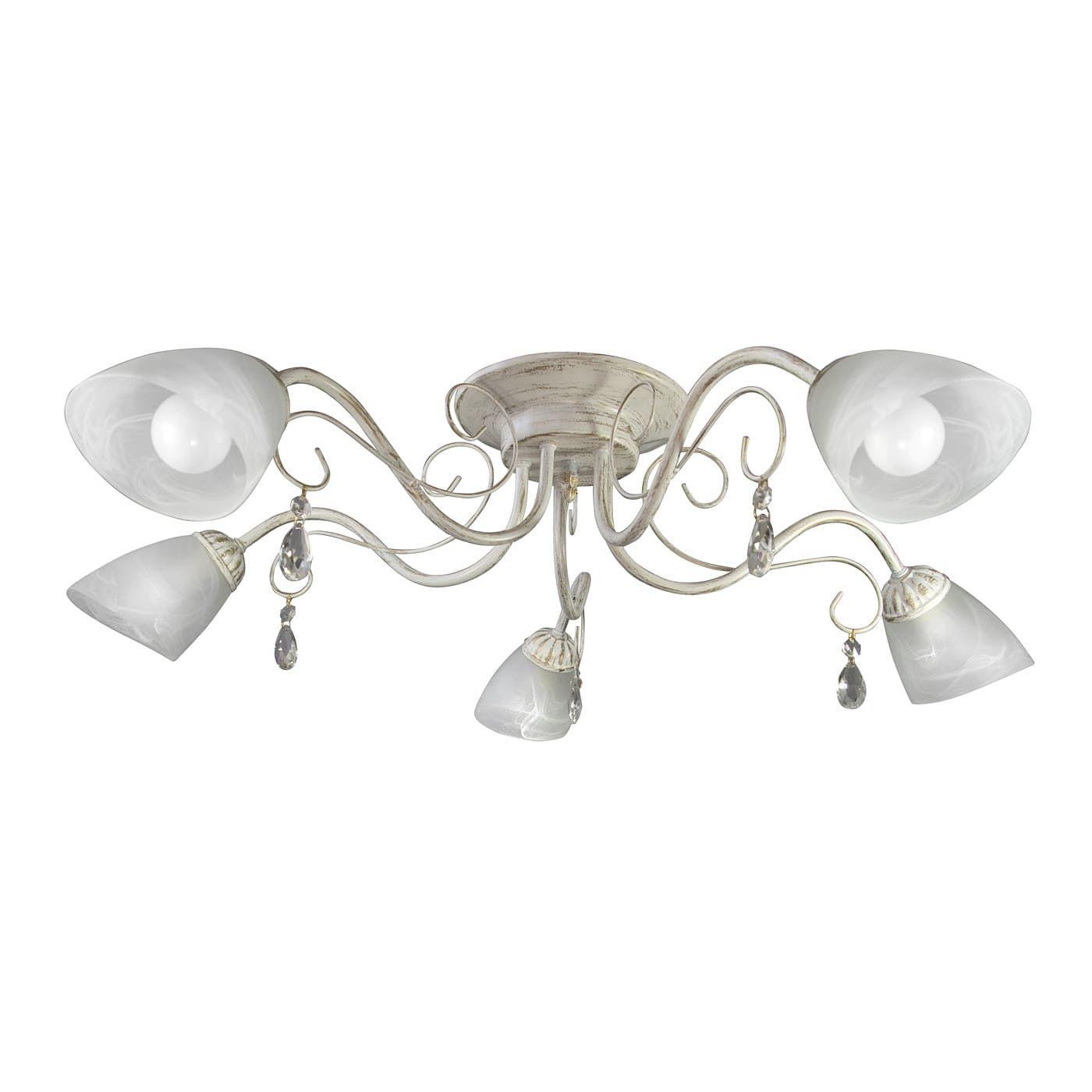 PETRASVET / Ceiling chandelier S2111-5, 5xE14 max. 60W
