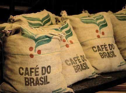 Brazilian coffee base