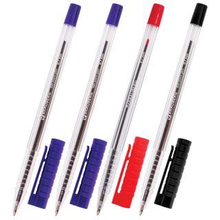 Pens BRAUBERG, 4 PCs SET, ASSORTED,