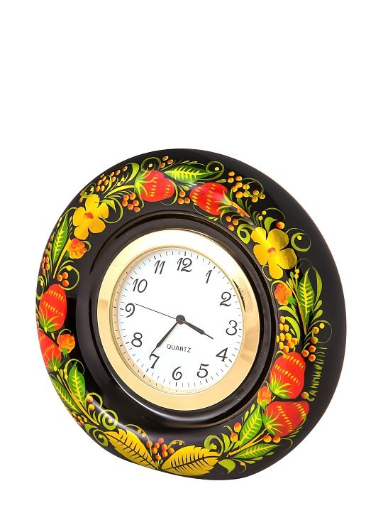 Clock 'Table №2' 100х20