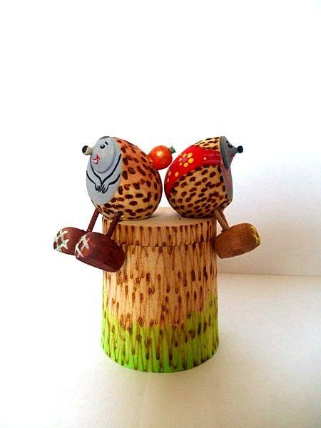 """Tver souvenirs / Box """"Hedgehogs"""""""