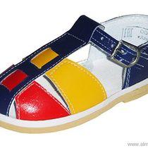 "Children's shoes ""Almazik"" 0-122 for boys"