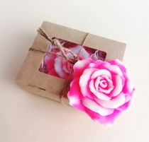 Handmade soap Rose mix of colors