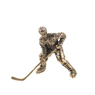 "Figurine ""The Hockey Player. Field player"""