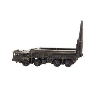 Model rocket operational-tactical complex