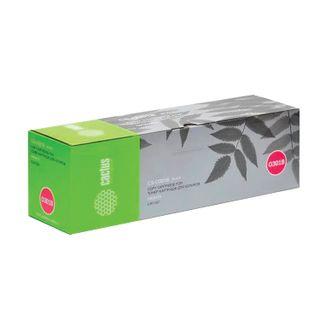 Toner cartridge CACTUS (CS-O301BK) for OKI C301 / 321, black, resource 2200 pages.