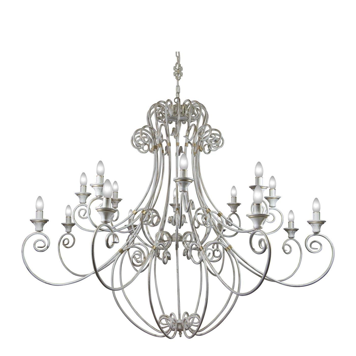 PETRASVET / Pendant chandelier S3021-21, 21xE14 max. 60W