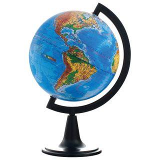 GLOBE WORLD / Physical globe, diameter 150 mm