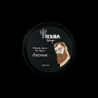 Soft soap Lesnik 100 ml, Tekila Soap