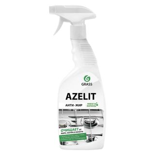 Means for cleaning cookers, ovens, grills from fat / carbon deposits 600 ml GRASS AZELIT, alkaline, spray