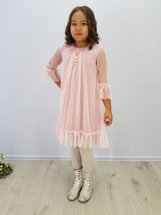 Children's elegant dress - Anna (wholesale from the manufacturer)
