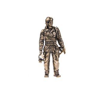 FIREMAN MOE figurine