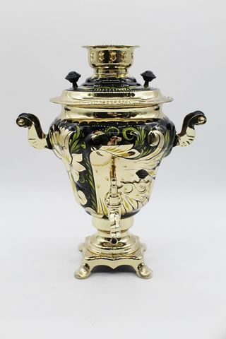 Dulevo porcelain / Electric samovar 3 l.
