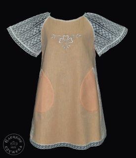 Dress baby linen С11600