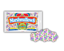 Marshmallows Guandy Mini Colored 200g