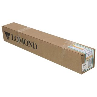 Roll for plotter, 914 mm x 45 m x bushing 50.8 mm, 90 g/m2, matte economical coating for CAD and GIS, LOMOND