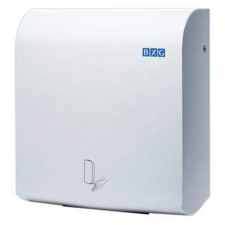 BXG-JET-3200D JET hand dryer, 950 W, drying time 20 seconds, metal, white