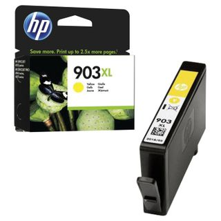HP (T6M11AE) OfficeJet 6950/6960/6970 Inkjet Cartridge # 903XL High Yield 825 Pages Original