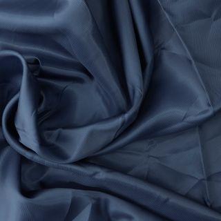 Fabric lining in dark blue width 142 cm PV02