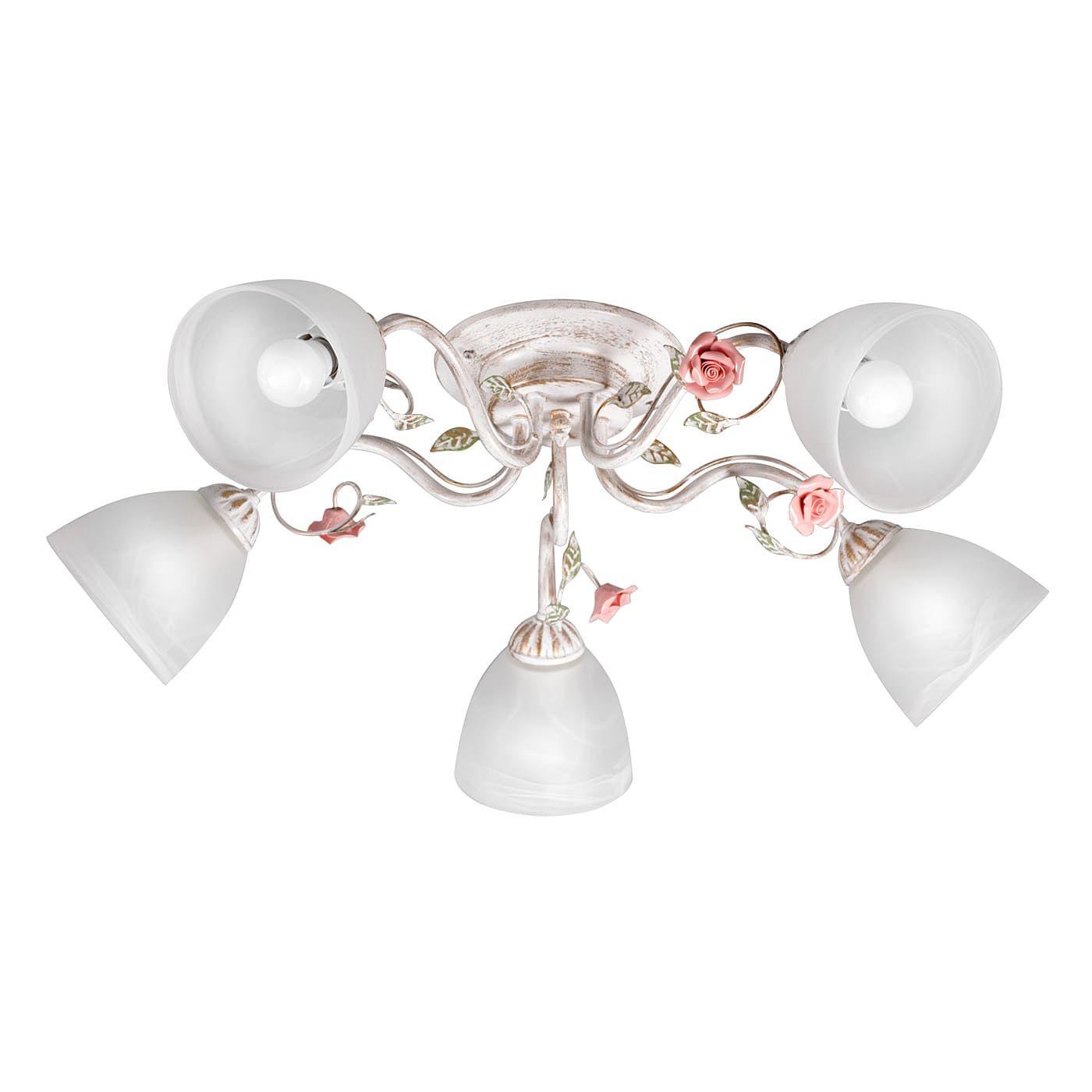 PETRASVET / Ceiling chandelier S2186-5, 5xE27 max. 60W