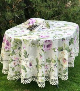 Monte Carlo tablecloth