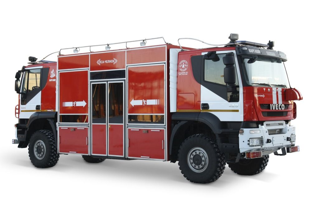 PSA-H Fire and Rescue Vehicle