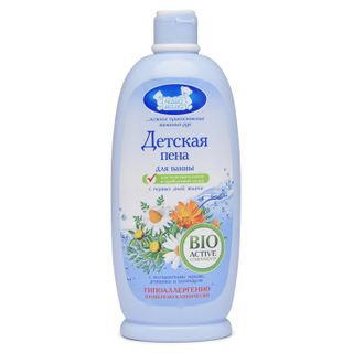 "Children's bath foam ""Our Mother"" for sensitive and problem skin, 300 ml"