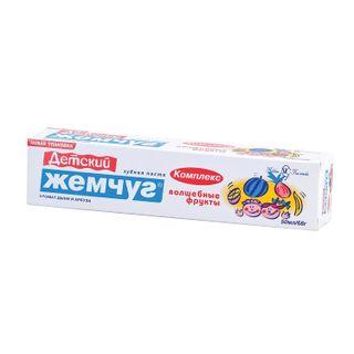 Children's toothpaste 50 ml, CHILDREN'S PEARL
